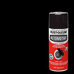 Pintura en spray para calibradores de frenos brillante 340 gr Negro
