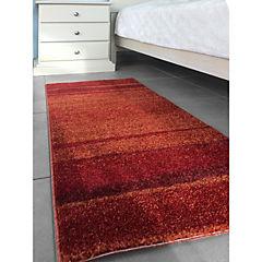 Alfombra Océano 60x115 cm rojo