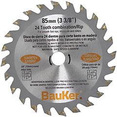 Disco de sierra 85 mm acero