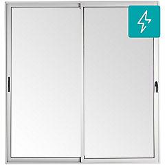195x205cm Ventanal Aluminio