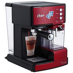 Cafetera espresso/capuccino 1,5 litros rojo