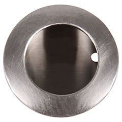 Asa OH níquel cepillado 45mm