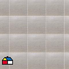 Gres porcelánico gris 60x60 cm 1,44 m2