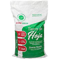 Tierra de hoja para jardín 20 kg saco
