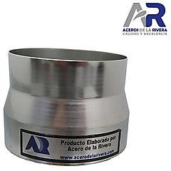 Reducción galvanizado 4,5-5