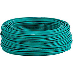 Cable libre de halógenos (H07Z1K) 1,5mm2 100 m Verde