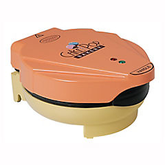 Máquina de cakepop 7 queques naranjo