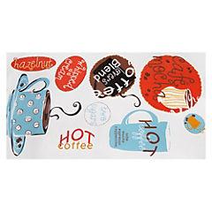 Sticker decorativo café 32 unidades