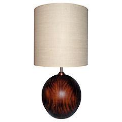 Lámpara de mesa 43 cm 60 W