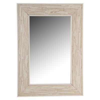Espejo madera 50x70 rustico - Fijaciones para espejos ...
