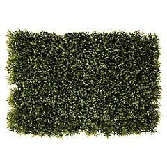 Palmeta de pasto artificial 60x40 cm