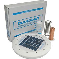 Ionizador solar para piscina 6x26x21 cm