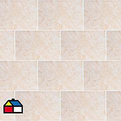 Cerámica 20x30 cm 1,50 m2 beige