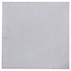 Baldosa lisa 21x21 cm 0,48 m2 blanco