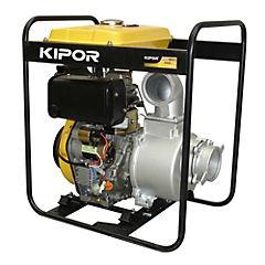 Motobomba Diesel 10 HP 1250 l/min
