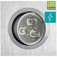 Foco embutido basculante LED 5W