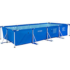 Piscina estructural rectangular 4.50 x 2.20 x 0.85 metros 7.217 litros