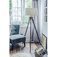Lámpara de pie 153 cm 60 W