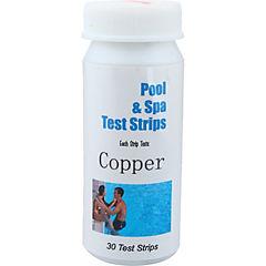 Test de iones de cobre
