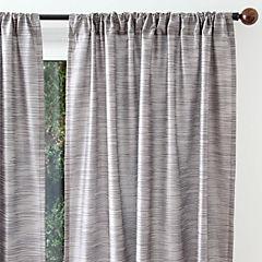Set de cortinas texturadas 140x230 cm 2 paños gris