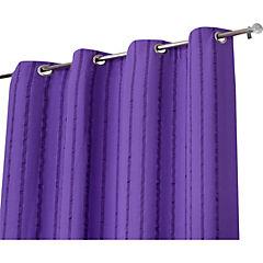 Set de cortinas 150x230 cm 2 piezas morado