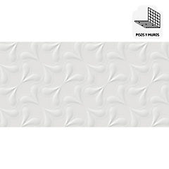 Cerámica 30x60 cm 1,08 m2 blanco