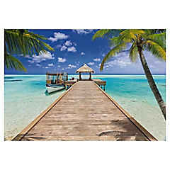 Papel fotomural Playa 368x254 cm