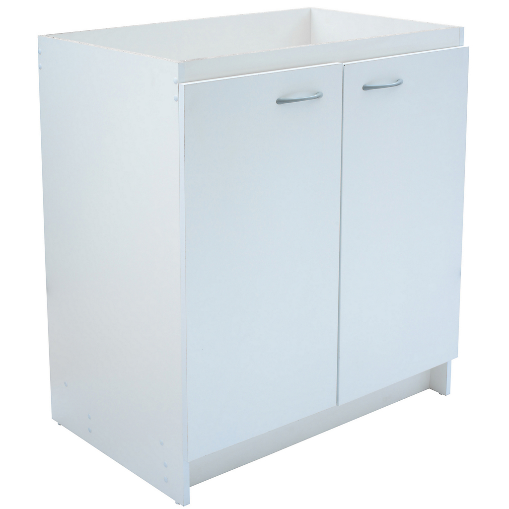 Mueble para lavaplatos 87x80x50 cm blanco - Sodimac.com a6283b90ebe2