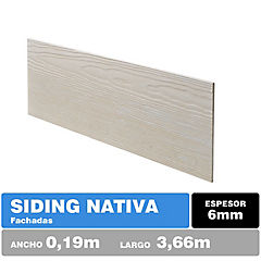 6mm 0.19x3.66 m Sinding Nativo Volcanboard