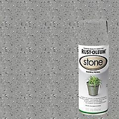 Pintura texturizada en spray piedra 340 ml Gris