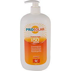 Protector solar SPF 50 1 l