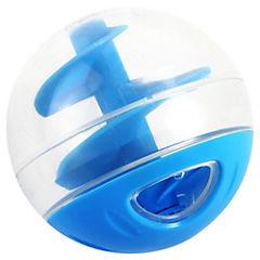Bola para golosinas de gato de plástico