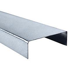 6m Perfil U 2x5x0,85 Metalcon estructural