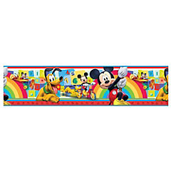 Guarda mural Mickey Mouse 0,53x10 m