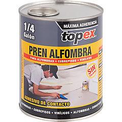 Adhesivo de contacto para alfombras 1/4 gl