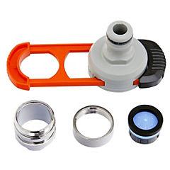 Adaptador para llave de plástico