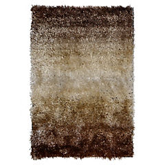 Alfombra Degrade 60x90 cm chocolate