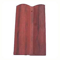 420 x 240 mm Media Teja hormigón Colonial Rústico Izquierda