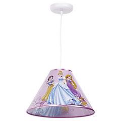Lámpara colgante infantil 40 W Princesas