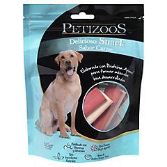 Snack para perro adulto 125 gr carne