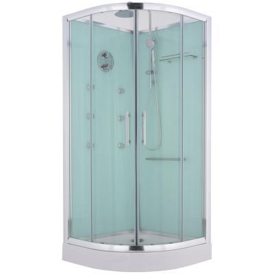Cabina de ducha 90x90x223 cm sensi dacqua 2615363 - Cabina de duchas ...