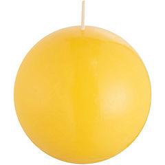 Vela decorativa 10 cm amarillo