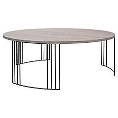 Mesa de centro 35x35x95 cm oak