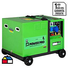 Generador eléctrico a gas natural 5000 W