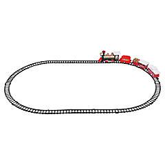 Set tren navidad con bateria
