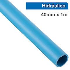 Tubería hidráulica a presión 40 mm 1 m
