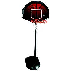 Aro de básquetbol infantil 260x75x56 cm