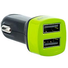 Cargador USB para auto 2 puertos