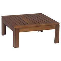 Apoyapiés madera 63x63x28 cm