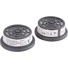 Set de filtros rígidos para partículas 2 unidades